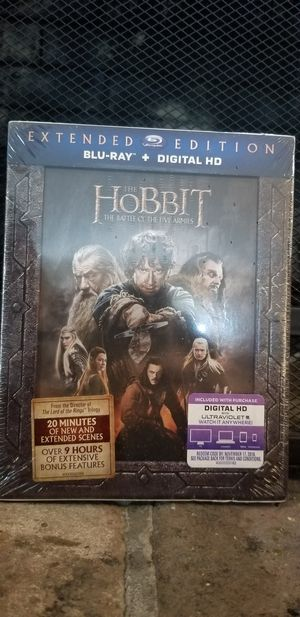 The Hobbit Battle of the 5 armies for Sale in Belmont, CA