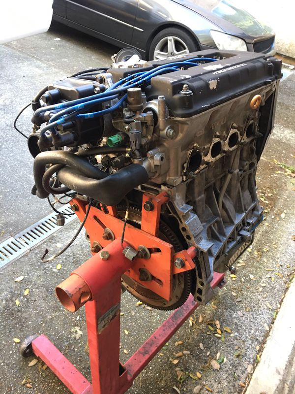 B18c1 Gsr Complete Swap For Sale In Carmichael  Ca