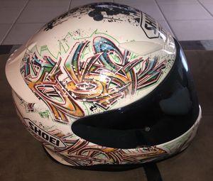 Shoei RF-1200 Graffiti Motorcycle Helmet for Sale in Orlando, FL