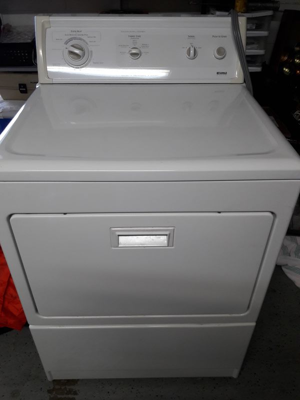 Kenmore Dryer W Drying Rack 110 Model Great Condition For Sale