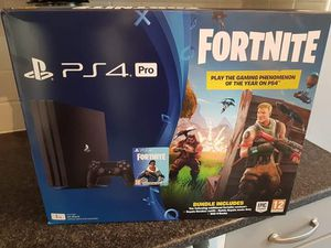 FortNite PS4 PRO for Sale in Arlington, VA