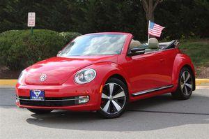 2013 Volkswagen Beetle Convertible for Sale in Sterling, VA