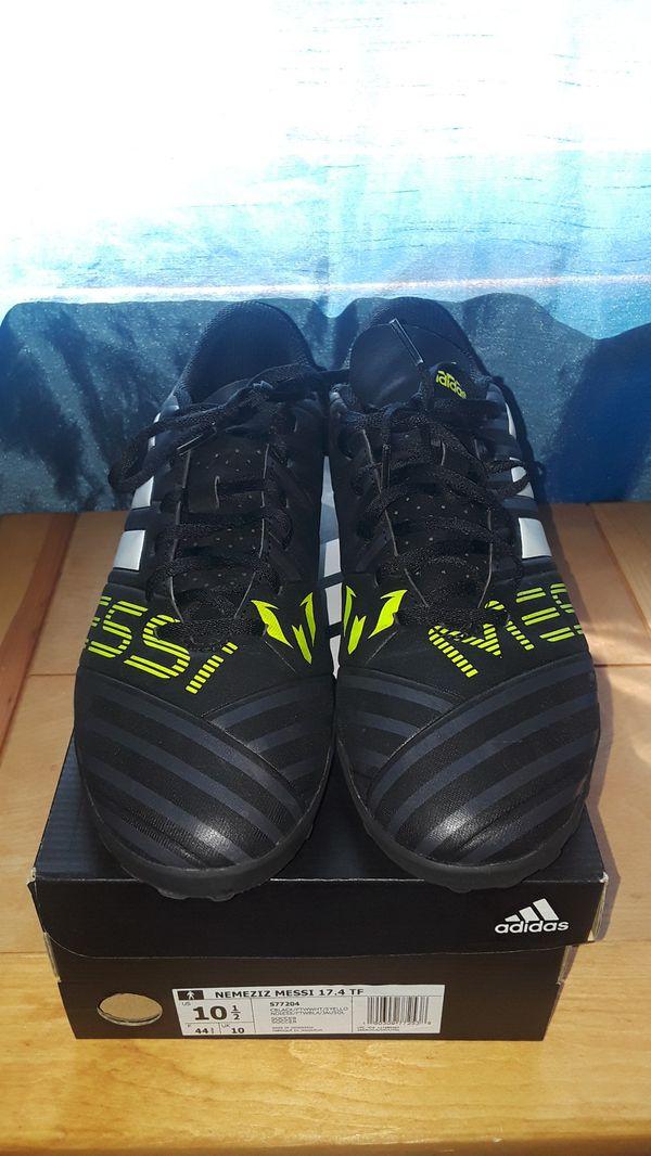 e0ebb0c53157d8 Men s Nemeziz Messi Indoor Soccer Shoes Size 10.5 for Sale in Elgin ...