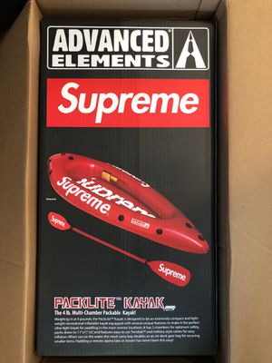 Supreme Packlite Kayak for Sale in Columbus, OH