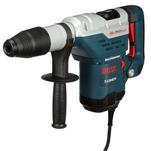 Bosch 13 Amp 1-5/8 in. Corded Variable Speed SDS-Max Rotary Hammer Drill with Auxiliary Side Handle and Carrying Case for Sale in Orlando, FL