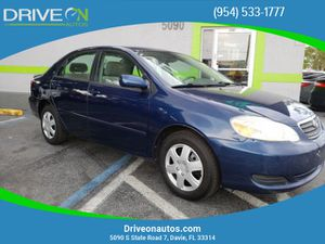 2005 Toyota Corolla for Sale in Fort Lauderdale, FL