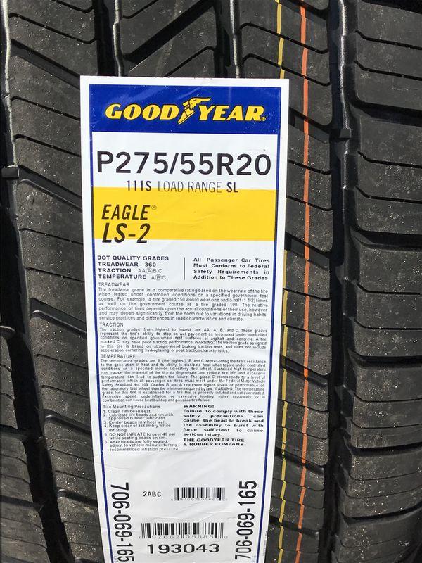 Goodyear Eagle Reg Sport All Season