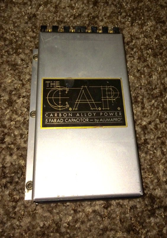 Rare Old School The CAP By Alumapro for Sale in Stockton, CA - OfferUp