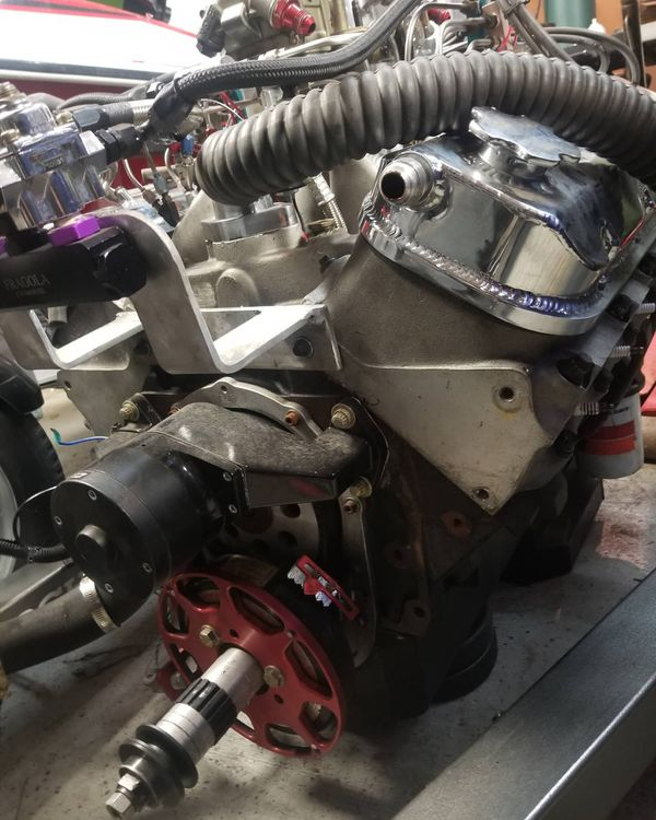 Chevy Big Block 565 For Sale In Pembroke Pines, FL