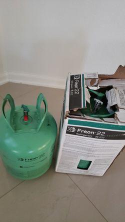 Freon R22. Refrigerant Thumbnail