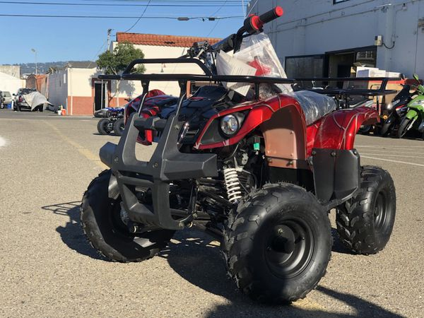 110cc Atv For Sale >> 110cc Kids Atv For Sale Spiderman Red For Sale In Alameda Ca Offerup