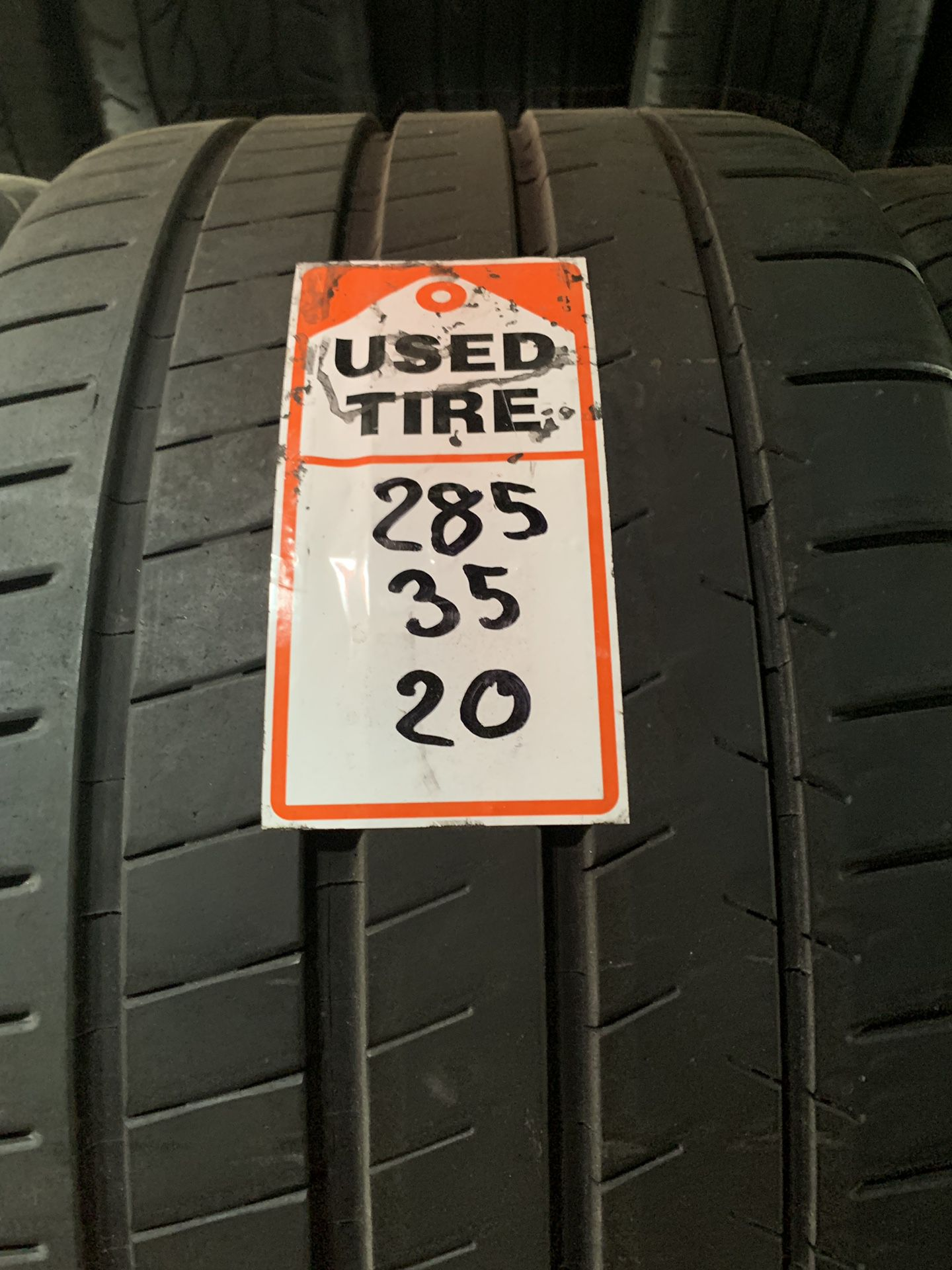 🔥285/35/20 Used Tires 🔥