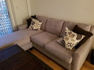Sofa bed, TV and stand for Sale in Fort Lauderdale, FL