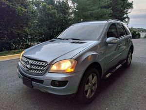 2006 Mercedes Benz Ml 500 SUV very nice truck for Sale in Bethesda, MD