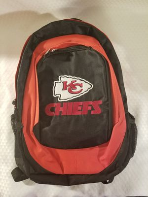 c1accb5d34d02d Kansas City Chiefs Backpack for Sale in Wichita