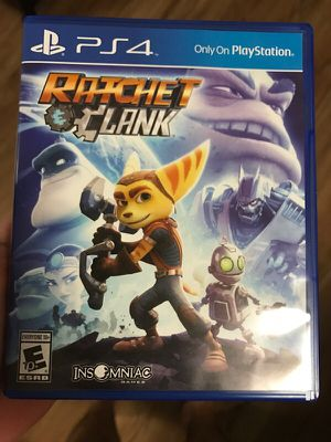 Ratchet & Clank ps4 game for Sale in Austin, TX