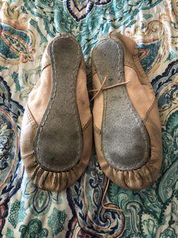 ABT American Ballet theater Brand Ballet Slippers Size 12 Thumbnail