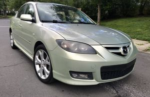 Only $3400 !! 2008 Mazda 3 Touring • Light Green Color • Keyless Entry for Sale in Silver Spring, MD