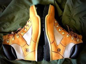 "b77c86df3d TIMBERLAND 6"" FIELD BOOTS - MENS SIZE 11.5 - WHAT'S YOUR BEST OFFER ? for"