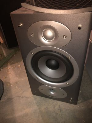 Polk Audio RTI4 Bookshelf Speakers 4 For Sale In Tucker GA