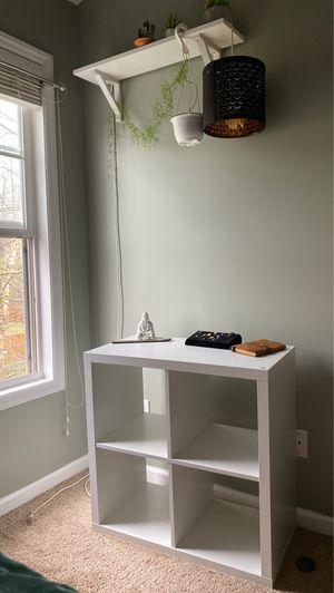 Photo Two 4-square IKEA Kallax