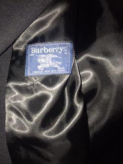 Vintage Burberry Wool Coat Thumbnail