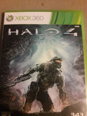 Halo 4 Xbox 360 for Sale in South Hill, WA