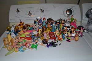 100 pc Disney figures and toys for Sale in Avondale, AZ