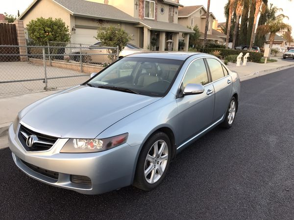 Acura TSX For Sale In Fontana CA OfferUp - Acura tsx 2004 for sale