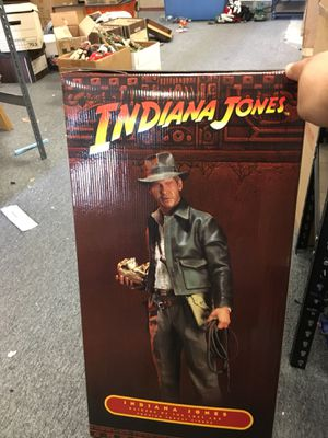 Indiana Jones 1/4th Scale Statue from Sideshow Collectibles for Sale in Phoenix, AZ