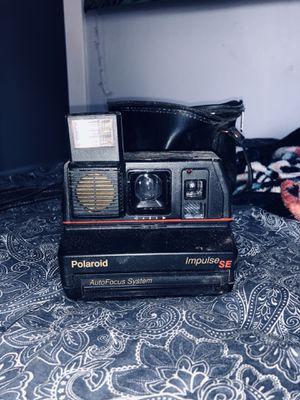 Vintage Polaroid Impulse SE Polaroid camera for Sale in Frederick, MD