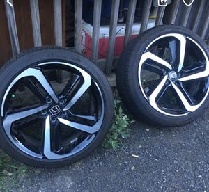 New 19 inch Honda wheels 700 obo for Sale in Washington, DC