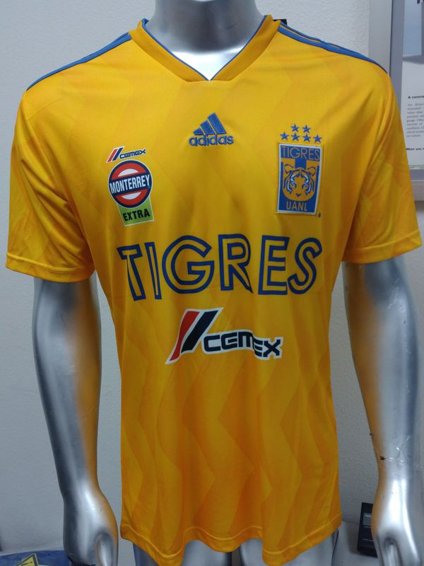 separation shoes 0f16f 5d4c2 Tigres UANL Carlos Salcedo #3 Home Football Soccer Jersey - Liga MX 2019  for Sale in Chula Vista, CA - OfferUp
