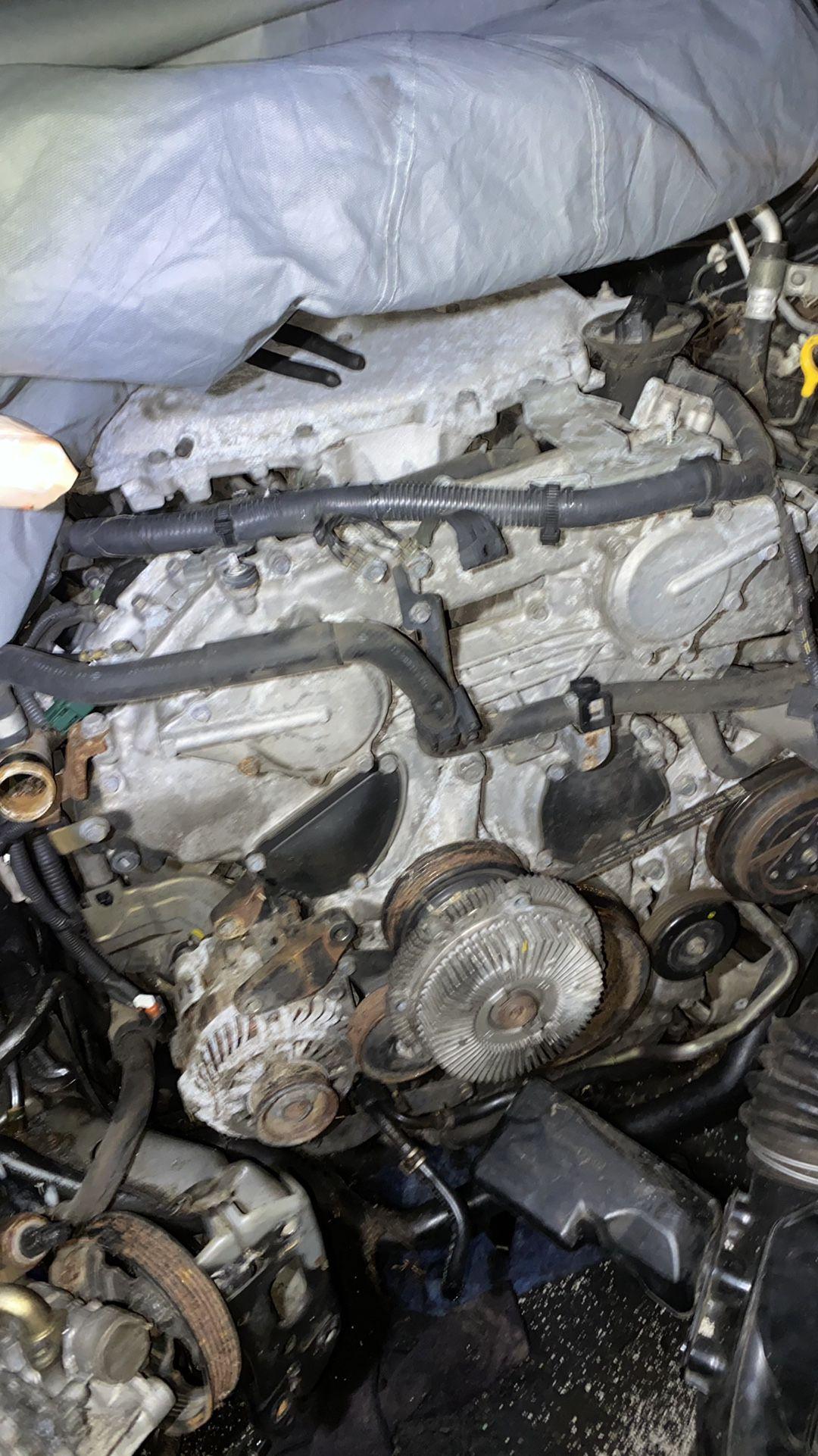 Vq35de  G35 / 350z Motor De