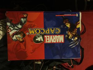 Mad cats collectors edition mvc playstation fightstick for Sale in San Francisco, CA