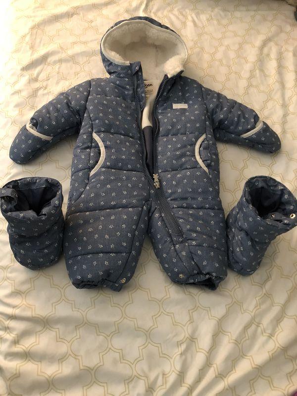 062e62bd48af Baby girl snow suit for Sale in Herndon