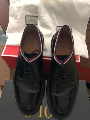 Worn only ONCE.. Gucci size 8.5 Men's Shoes for Sale in Arlington, VA