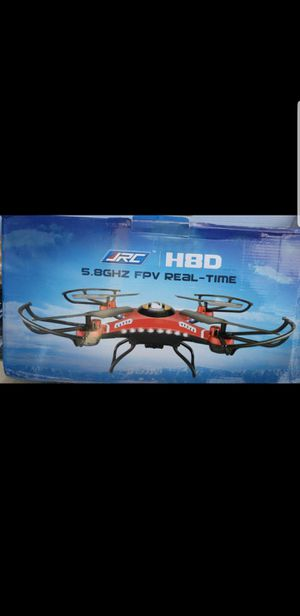 JRC H8D Drone 5.8GHZ FPV real time for Sale in Clermont, FL