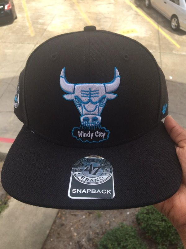 47 Brand Windy City Bulls SnapBack for Sale in Ridgeland 288285412ef