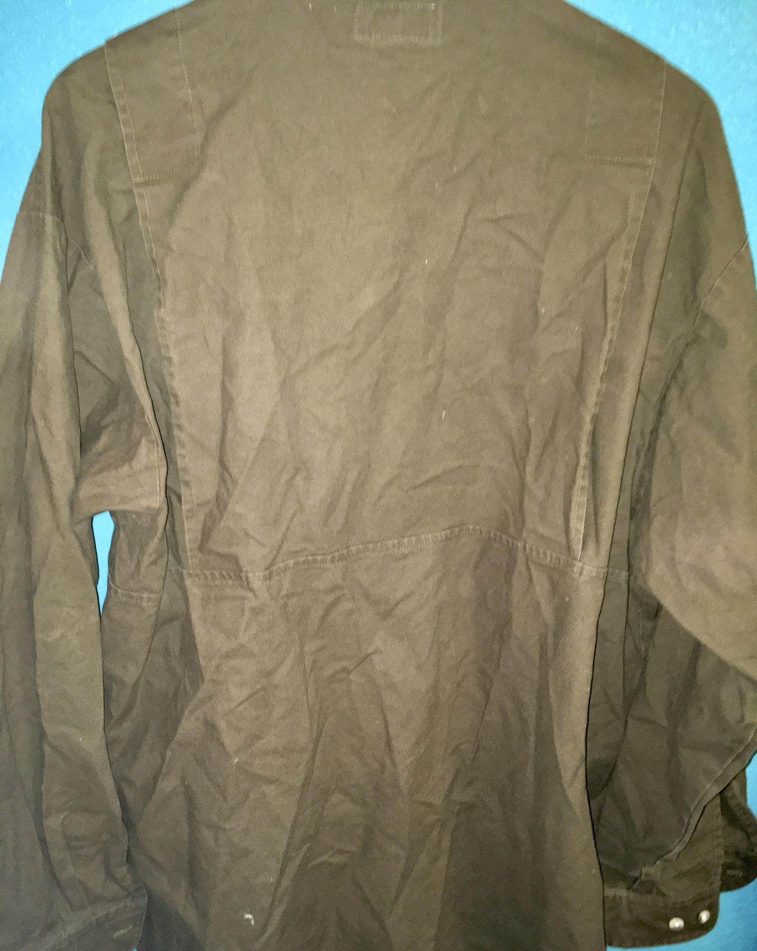 Columbia adult xl long sleeve shirt