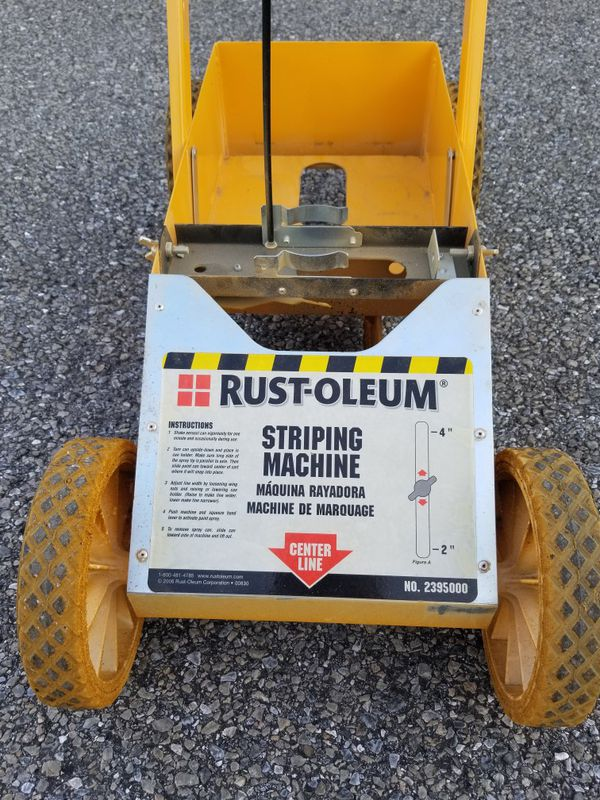 Rust Oleum Stripping Machine For Sale In Hanover Pa Offerup