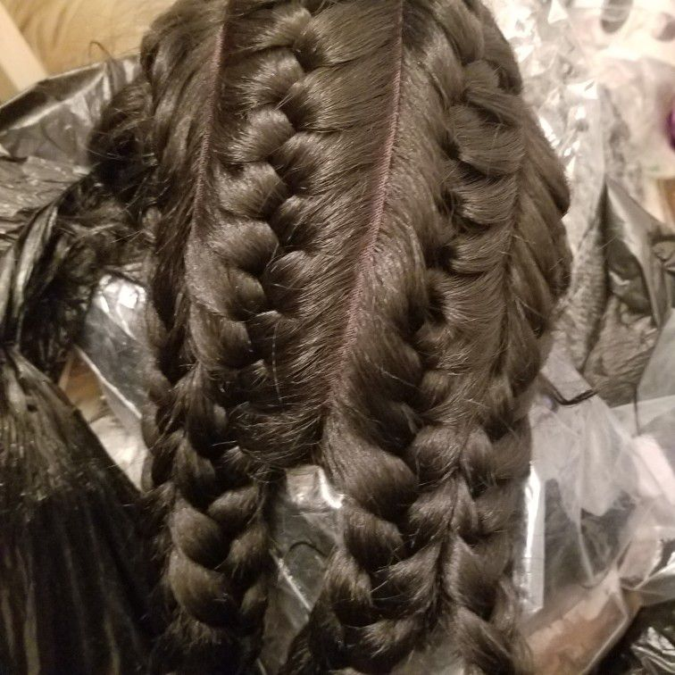 Wings Hairpiece  Extension Ect All For 300