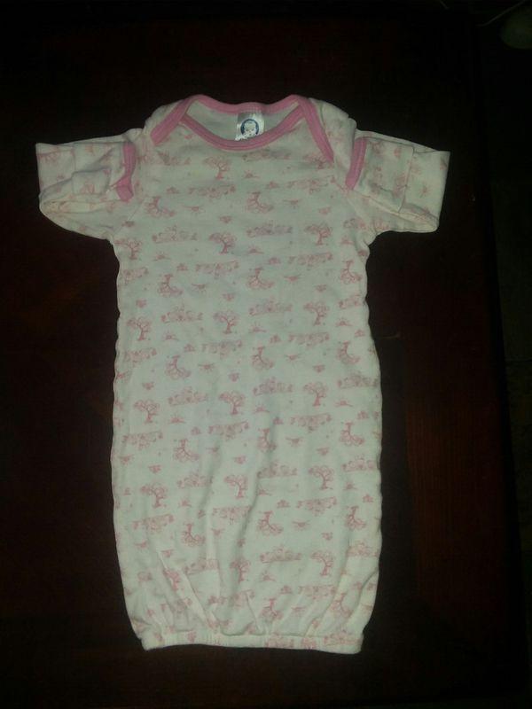 Gerber baby sleep gown for Sale in Phoenix, AZ - OfferUp