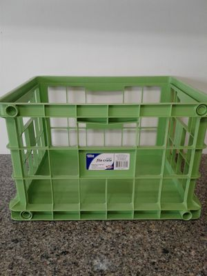 Photo NEW, OFFICE DEPOT CRATE FOR HANGING FILES