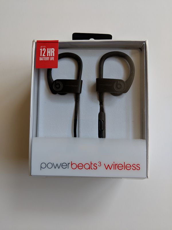 152f36215a0 Open Box ! New Beats by Dr. Dre Powerbeats3 for Sale in Rancho ...