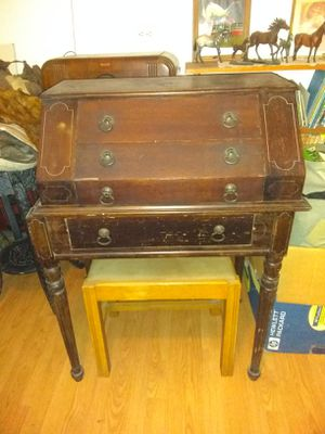 New And Used Antique Desks For Sale In Irvine Ca Offerup