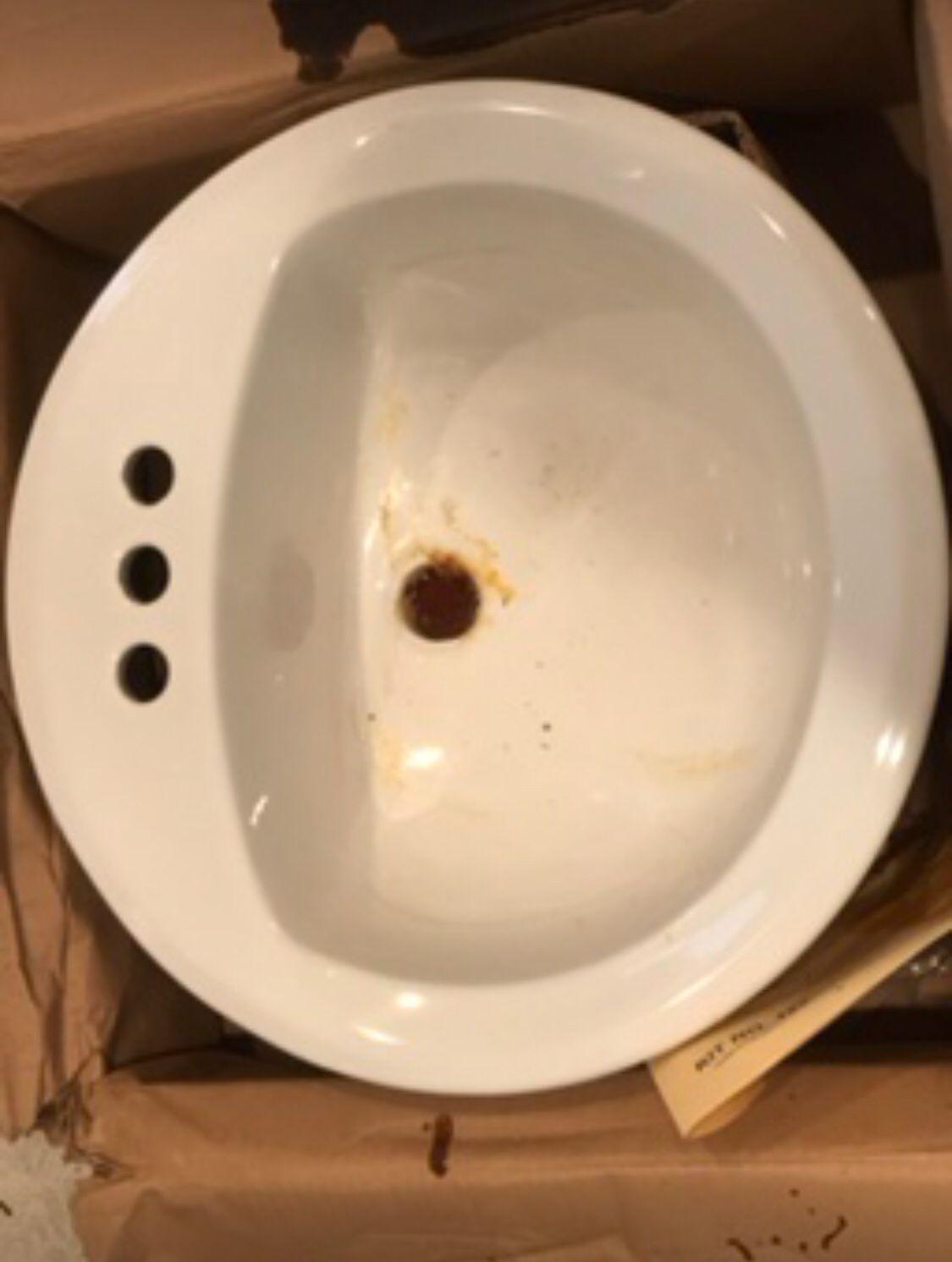 Bathroom Sink (New)