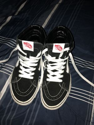 88a0332a4e Vans high tops size 5.5 for Sale in Houston