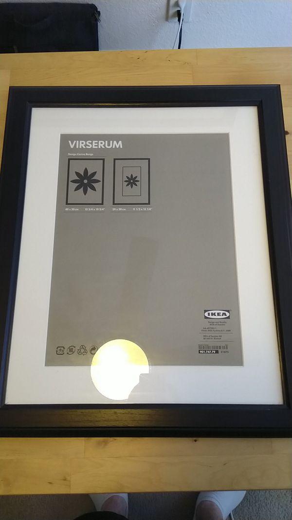 Ikea Virserum Picture Frame 15 3/4 x 19 3/4\