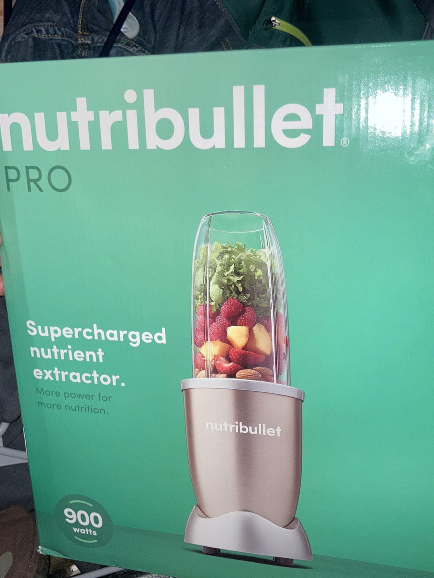 Nutri Bullet Pro 900 Watts
